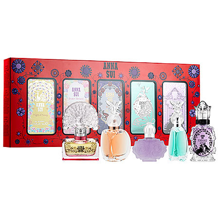anna sui perfume miniature coffret gift set perfume. Black Bedroom Furniture Sets. Home Design Ideas