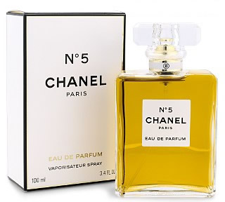63bab3c6 Chanel No.5 Eau De Parfum Spray 50ml/1.7oz