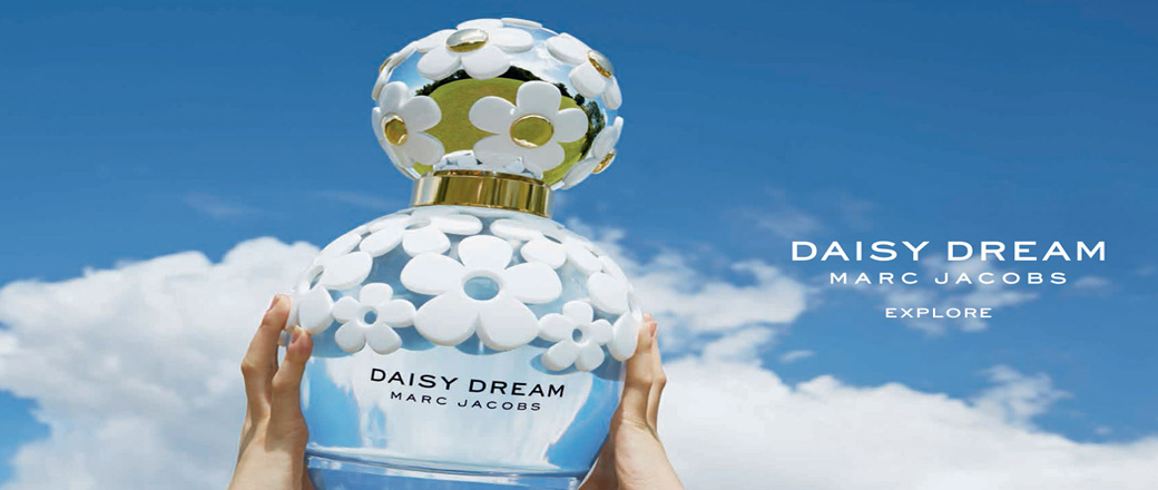 Daisy Dream Marc jacobs silder